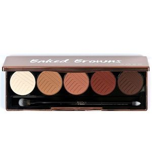 BNWB Dose of Color baked brown Eyeshadow Palette